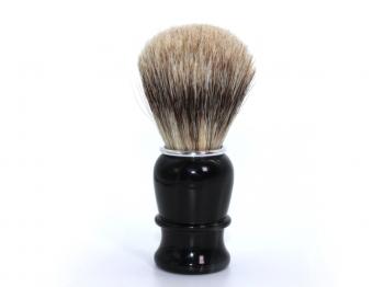 Setangebot Mühle Rasierpinsel Traditional Silvertip Fibre® mit Halter