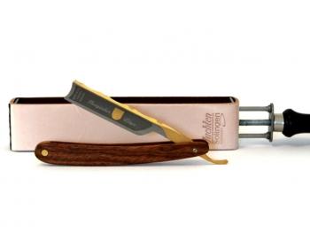 Rasiermesser Set Angebot 2-teilig mit DOVO Rasiermesser BERGISCHER LÖWE
