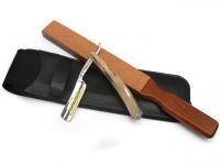 MÜHLE STYLO 3-Klingen-Rasierer Gillette® Fusion™ Grenadill-Holz
