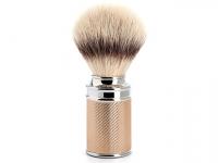 Mühle KOSMO Silvertip Fibre® Rasierpinsel Set Angebot Mooreiche