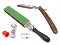 Mühle SOPHIST Rasierpinsel Kunsthaar Silvertip Fibre® Porzellan weiss